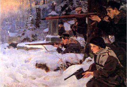 98. rocznica wybuchu powstania Orląt Lwowskich