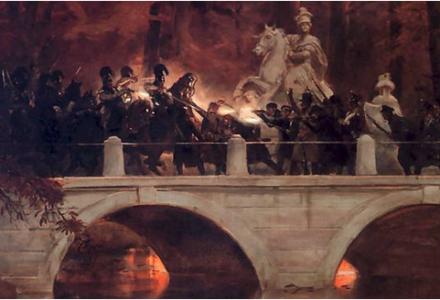 Powstanie listopadowe – klęska na własne życzenie