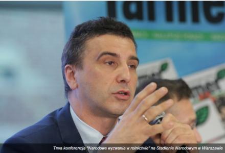 Sachajko: Ważne jest zabezpieczenie dochodów rolnika i ich dywersyfikacja
