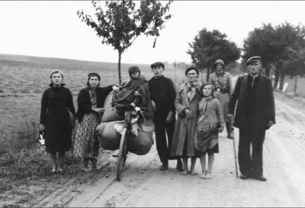 Wysiedlenia z Zamojszczyzny – gehenna ponad 100 tys. Polaków