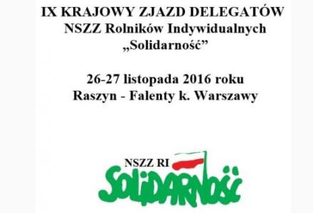 """Teresa Hałas na czele NSZZ Rolników Indywidualnych """"Solidarność"""""""