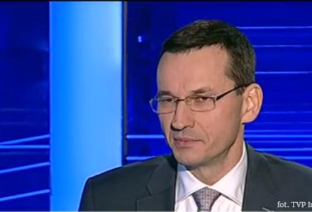 Mateusz Morawiecki: Ten budżet jest niebezpieczny dla opozycji. Bo jeśli zrealizujemy nasze obietnice, ludzie mogą zapytać: co wy robiliście przez 8 lat?