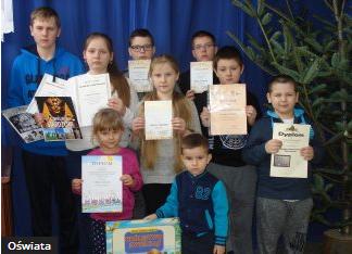 Sukcesy uczniów i przedszkolaków ze szkoły w Lipsku