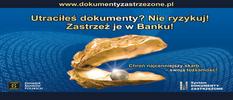 Kampania informacyjna systemu DOKUMENTY ZASTRZEŻONE
