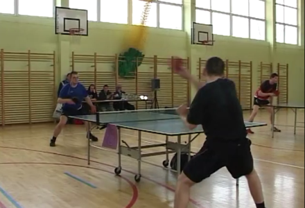 II Lipski Turniej Tenisa Stołowego o Puchar Sołtysa i Radnego