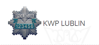 KWP Lublin – ślubowanie młodych funkcjonariuszy, wręczenie odznaczeń, medali i nagród