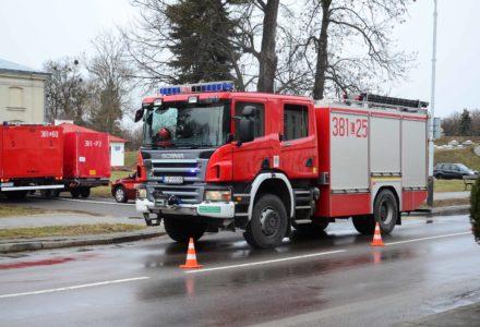 Gminy z województwa lubelskiego dostaną wozy strażackie