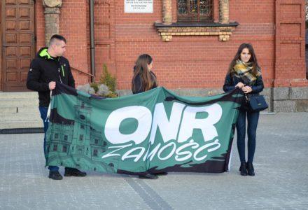IV Marsz Pamięci Żołnierzy Wyklętych w Zamościu