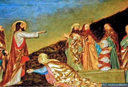 Bóg Zbawicielem, pełnym miłosierdzia[Słowo na niedzielę]