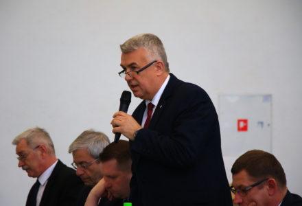 Przedstawiciele Parlamentu i Rządu na spotkaniu w Zawadzie [ video ]