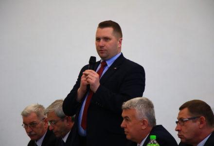 Wojewoda Lubelski Przemysław Czarnek na spotkaniu z mieszkańcami Gminy Zamość w Sitańcu [ video]