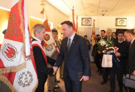 Prezydent RP Andrzej Duda będzie w Zamościu