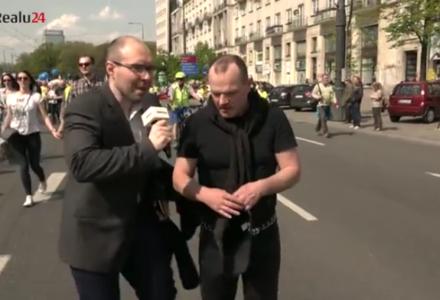 """Grubo! Hadacz atakuje """"Marsz Wolności"""" na """" Marszu Wolności"""" PO była grupą przestępczą"""