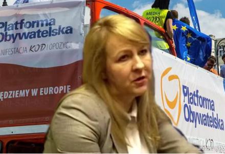 Wójt Podegrodzia wysyła autobusy na marsz PO do Warszawy, ale na transport dla niepełnosprawnego dziecka do szkoły, pieniędzy nie ma