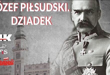 """Wystawa """"Józef Piłsudski. Dziadek"""" w Zamościu"""