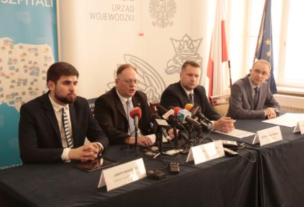 Województwo lubelskie ma już swoją sieć szpitali
