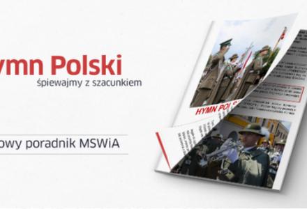 """Poradnik """"Hymn Polski"""" czyli jak śpiewać z szacunkiem i bez błędów"""
