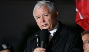 """Bardzo mocne słowa prezesa PiS: """"barbarzyństwo ma, niestety, w Polsce swoich obrońców"""""""