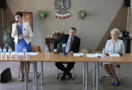 Wojewoda ws. konfliktu w ZS w Lubyczy Królewskiej