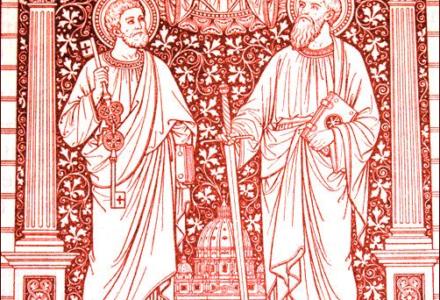 29 czerwca – Świętych Apostołów Piotra i Pawła