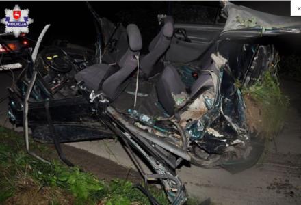 Wypadki w Skierbieszowie – jedna osoba poniosła śmierć