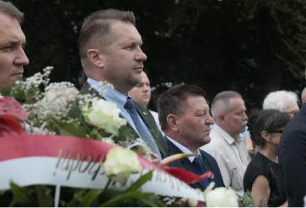 74. rocznica rzezi wołyńskiej. Wojewoda upamiętnił pomordowanych