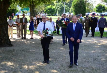 Obchody 73. rocznicy wybuchu Powstania Warszawskiego w Zamościu