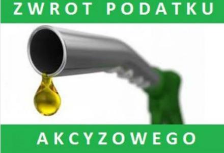 Zwrot akcyzy za paliwo rolnicze za 2017 rok