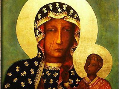 26 sierpnia – uroczystość Najświętszej Maryi Panny Częstochowskiej
