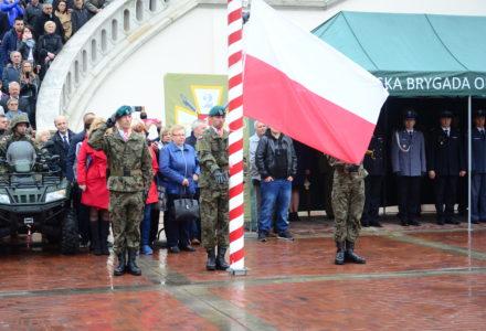 W Zamościu żołnierze WOT złożyli przysięgę