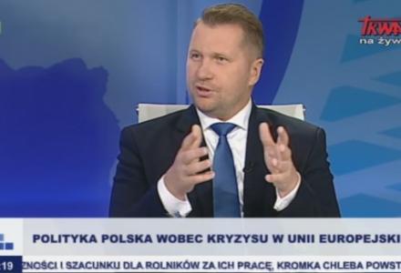 Kryzys w Europie oczami wojewody lubelskiego (wideo)