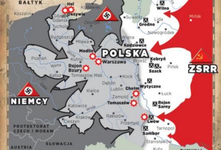 Agresja ZSRR na Polskę 17 września 1939 roku