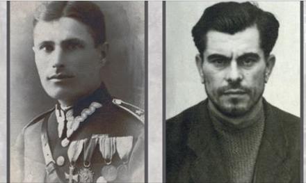 """Uroczystości pogrzebowe płk. Mariana Pilarskiego ps. """"Jar"""" i ppor. Stanisława Biziora ps. """"Eam"""""""