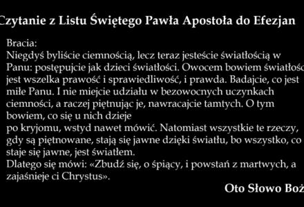 Ks. Piotr Pawlukiewicz – Dopóki jesteś wielki, wzroku nie odzyskasz