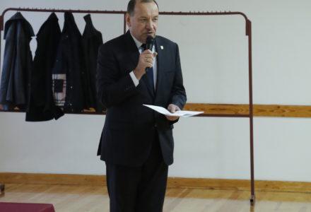 Wójt Ryszard Gliwiński zaprasza na spotkanie w Zawadzie