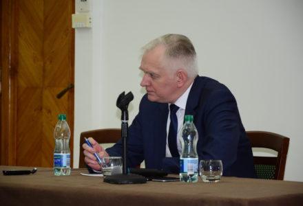 Jarosław Gowin w Zamościu [ video ]
