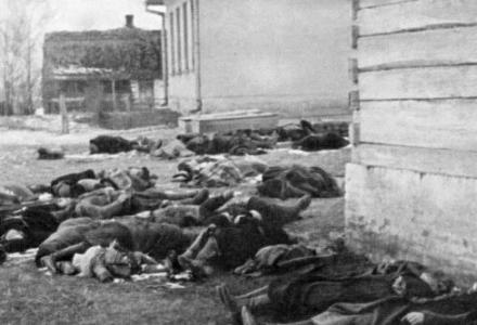 Mord w Białowoli. Niemcy zabili kobiety i dzieci