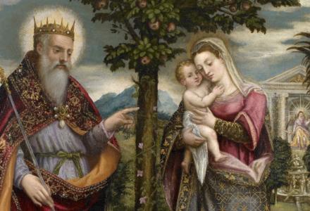 Przez Maryję rozpoczęło się zbawienie świata i przez Maryję misi się ono dopełnić [ słowo na niedzielę ]