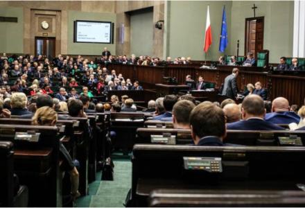 Sejm uchwalił zmiany w ordynacji wyborczej