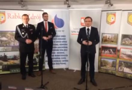 100 milionów złotych dla Ochotniczych Straży Pożarnych