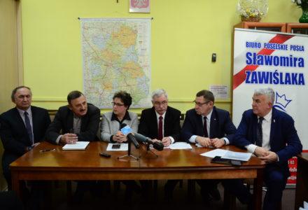 Inwestycje drogowe w regionie w ocenie Klubu Radnych PiS