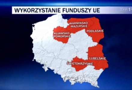 Województwo lubelskie może stracić część unijnych funduszy