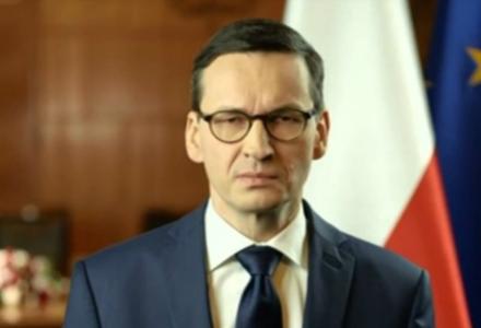 Premier Mateusz Morawiecki: Polska była pierwszą ofiarą III Rzeszy