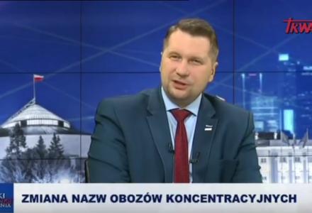 Wojewoda Przemysław Czarnek: o możliwości zmiany nazwy Państwowego Muzeum na Majdanku [ VIDEO ]
