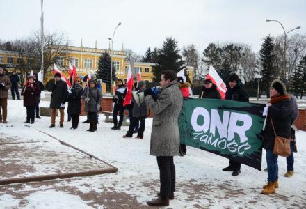 Marsz Pamięci Żołnierzy Wyklętych przeszedł przez Zamość