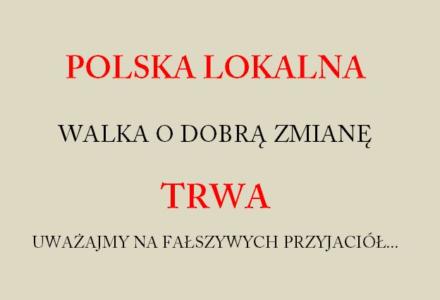 Uwaga wyborcy Prawa i Sprawiedliwości! Trwa skandaliczna próba budowy oszukanych struktur lokalnych PiS. Co w Garbowie zrobił radny Grzegorz Kozioł i spółka?