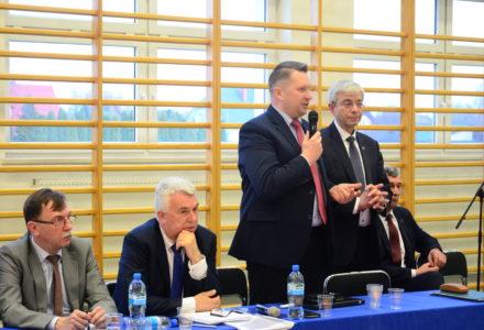 Spotkanie Wojewody Lubelskiego i Parlamentarzystów PiS z mieszkańcami Gminy Zamość w miejscowości Płoskie [ Video ]