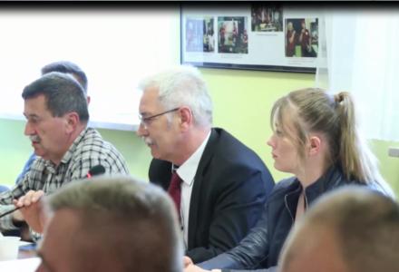 XLIV sesja Rady Gminy Zamość – kolejne pytania do wójta i kolejny raz niechęć do odpowiedzi [ VIDEO ]