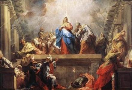 Niedziela Zesłania Ducha Świętego [ słowo na niedzielę ]