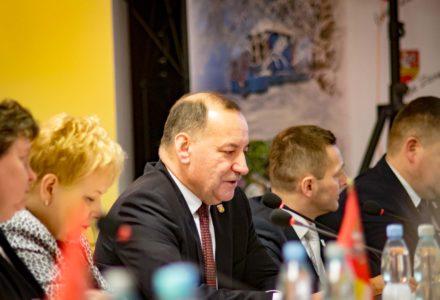 Kolejne skandaliczne zachowanie radnej Anny Skorupki i absolutorium dla Wójta Ryszarda Gliwińskiego podczas XLVI sesji Rady Gminy Zamość